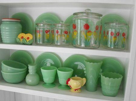 Kitchen shelves 3
