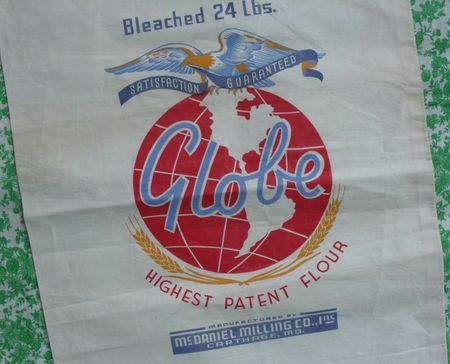 Flour globe
