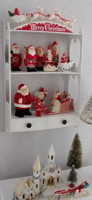 Santa shelf 1