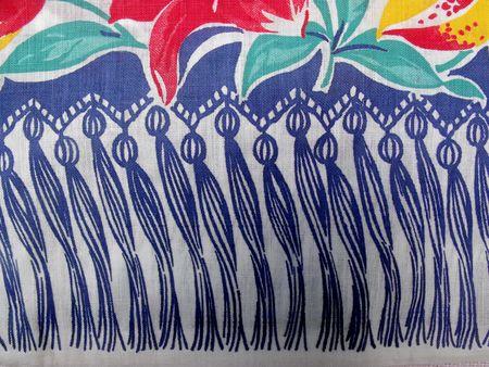Curtain fringe