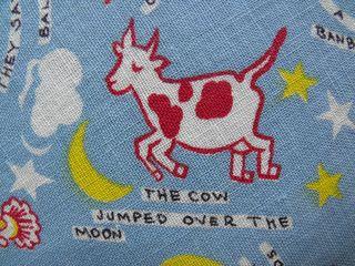 Nursery cow