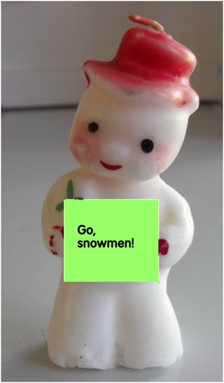 Snowman go snowmen