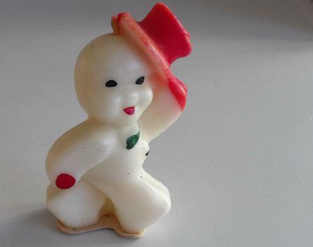 Snowman dapper