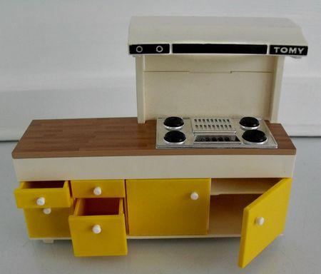 Tomy stove
