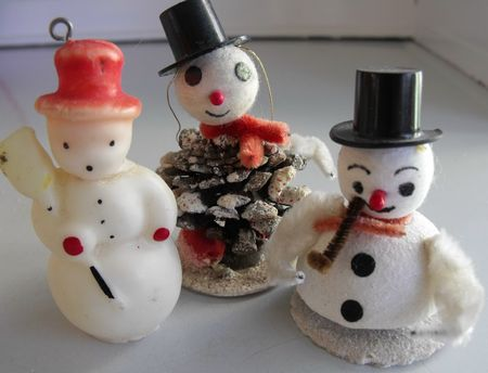 Snowmen three