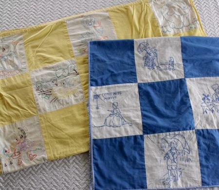 Nursery quilts