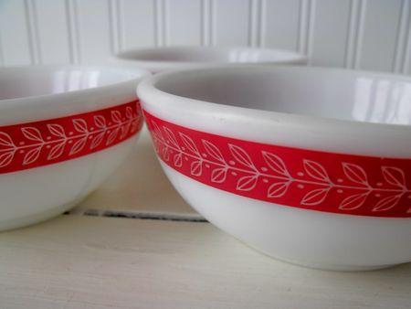 B leaf bowls